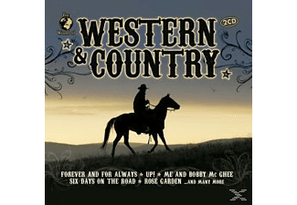 Various - World Of Western And Country [CD]