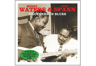 Otis/muddy Waters Spann - Brothers In Blues - (CD)