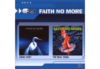 Faith No More - ANGEL DUST/THE REAL THING (2IN1) - (CD)
