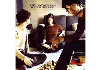 Kings Of Convenience - Riot On An Empty Street - (CD)