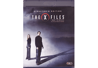 The X-Files: Θέλω να Πιστέψω Blu-ray