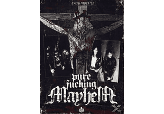 Mayhem - Pure Fucking Mayhem - (DVD)