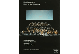 VARIOUS - Eleni Karaindrou - Elegy Of The Uprooting - (DVD)