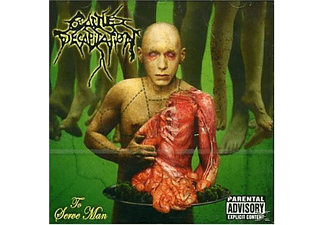Cattle Decapitation - TO SERVE MAN - (CD)