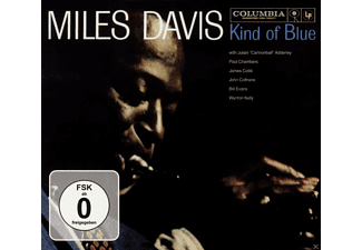 Miles Davis - Kind Of Blue 2cd+1 Dvd Legacy Edition [CD + DVD]