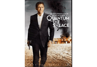 James Bond 007: Quantum of Solace DVD