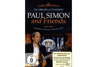 Paul Simon - Gershwin Prize For Popular Music - (DVD)