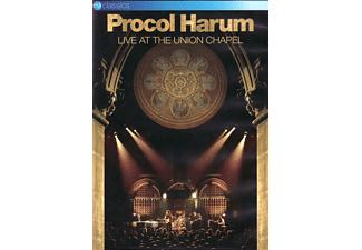 Procol Harum - Live from union chapel (DVD)