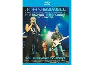 John Mayall & The Bluesbreakers - 70th Birthday Concert (Blu-ray)