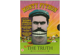 Monty Python – Almost The Truth - The Lawyer´s Cut - (DVD)