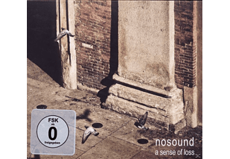Nosound - A Sense Of Loss - (CD + DVD Video)