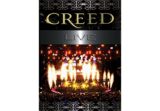 Creed - Live - (DVD)