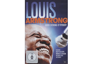 Louis Armstrong - Good Evening Ev'rybody - (DVD)