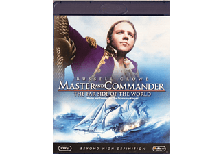 Master and Commander: Στα Πέρατα του Κόσμου Blu-ray