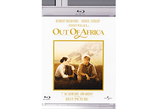 Out of Africa Blu-ray
