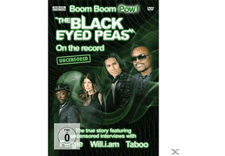 - The Black Eyed Peas - Boom Boom Pow - (DVD)