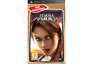 Tomb Raider Legend Essentials Edition PSP