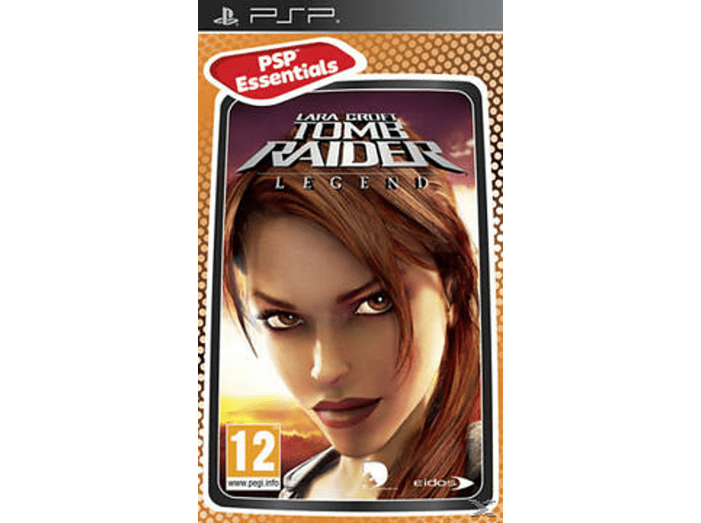 Tomb Raider Legend Essentials Edition PSP gaming φορητές κονσόλες games psp   deactivated gaming   offline sony psp παιχνί