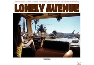 Ben Folds, Nick Hornby - Lonely Avenue - (CD)