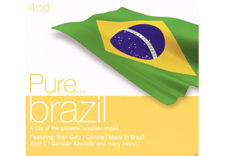 VARIOUS - Pure... Brazil - (CD)