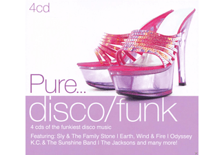 VARIOUS - Pure... Disco/Funk - (CD)