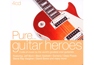 VARIOUS - Pure... Guitar Heroes [CD]
