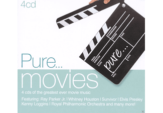 VARIOUS - Pure... Movies - (CD)