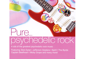 VARIOUS - Pure... Psychedelic Rock [CD]