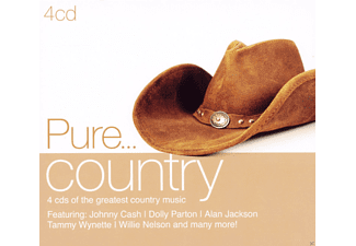 VARIOUS - Pure... Country [CD]