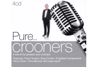 VARIOUS - Pure... Crooners [CD]