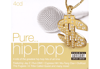 VARIOUS - Pure... Hip Hop [CD]