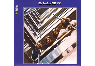 The Beatles - 1967-1970 (Blue Album) (Remastered) - (CD)