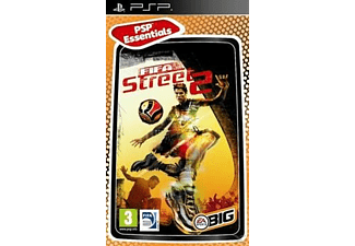 FIFA Street 2 Essentials Edition PSP