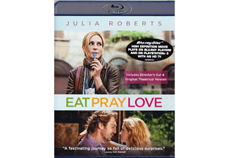 Eat Pray Love Blu-ray