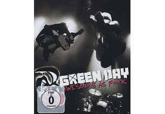 Green Day - Awesome As Fuck - (CD + Blu-ray Disc)