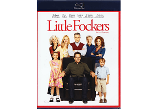 LITTLE FOCKERS Blu-ray