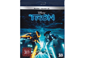 Tron Legacy 3D Superset Blu-ray 3D