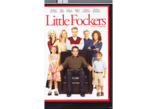 LITTLE FOCKERS DVD