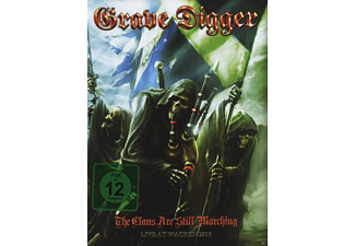 Grave Digger - The Clans Are Still Marching (Ltd.) - (DVD + CD)