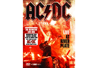 AC/DC - Live At River Plate (T-Shirt L - Edition) - (DVD)