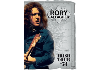 Rory Gallagher - Iris Tour 1974 (DVD)