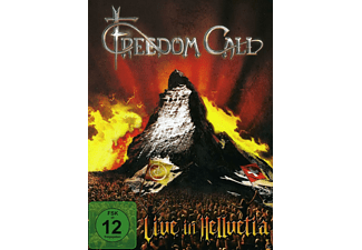 Freedom Call - Live In Hellvetia - (DVD)