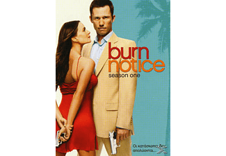 Burn Notice - Season 1 DVD