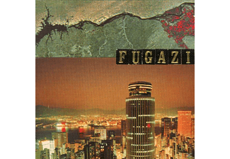 Fugazi - End Hits LP - (Vinyl)
