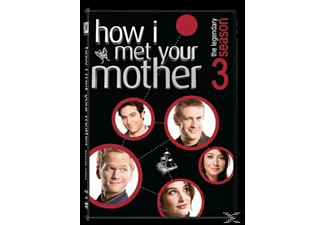 How I Met Your Mother - Season 3 DVD