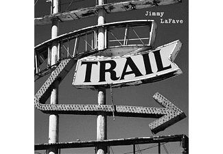 Jimmy Lafave - Trail Two - (CD)