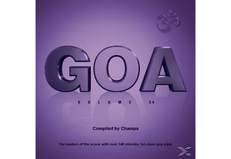 Various - Goa Vol.54 - (CD)