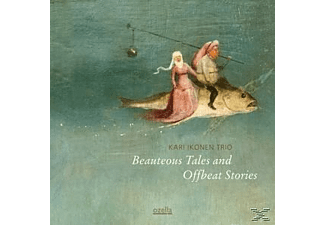 Kari Trio Ikonen - Beauteous Tales And Offbeat Stories [CD]