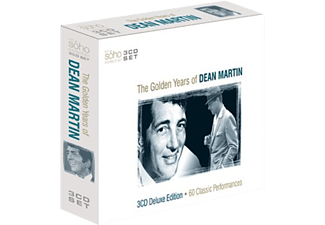 Dean Martin - The Golden Years of Dean Martin - Deluxe Edition (CD)
