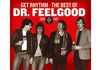 Dr. Feelgood - Get Rhythm - The Best of Dr Feelgood 1984-87 (CD)